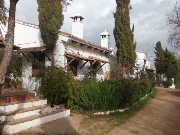 Casa de Canta el Gallo